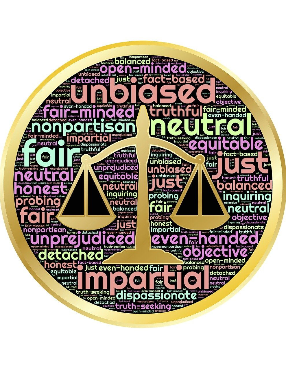 justice, scales, fairness